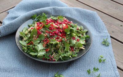 Tabouleh – Marokkansk salat