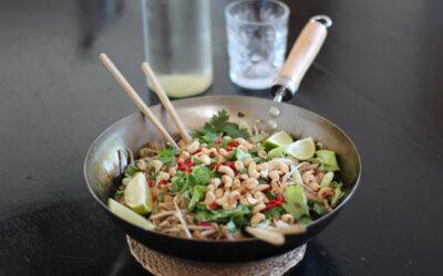 Pad Thai – Thailandsk nudelret