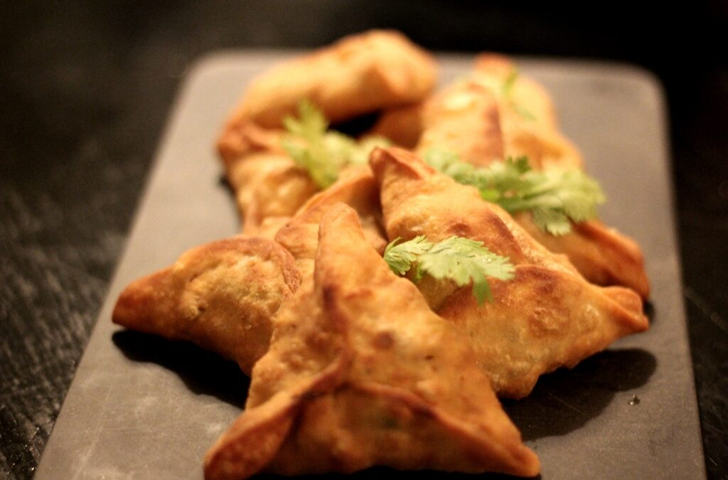 Samosas – Indiske dejpakker